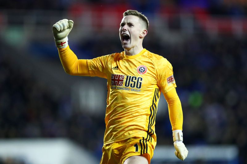Dean Henderson has kept 10 clean sheets in the current campaign