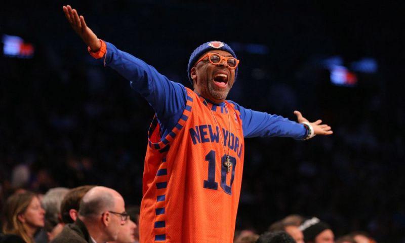 Another blotch on the Knicks