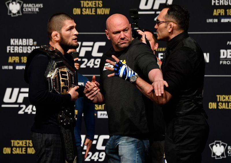 UFC 249: Khabib Nurmagomedov vs. Tony Ferguson
