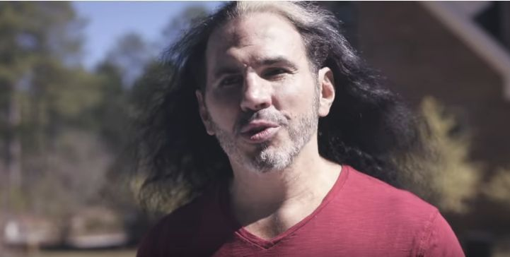 Is the Broken One actually coming to AEW Dynamite? (Image courtesy: Matt Hardy Brand YouTube)