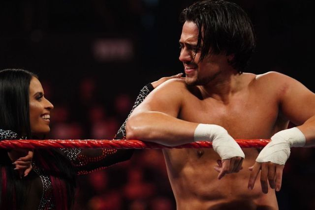 Could Vega and Garza turn on Andrade?
