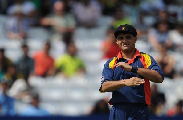 Sourav Ganguly led the Bengal side to the finals