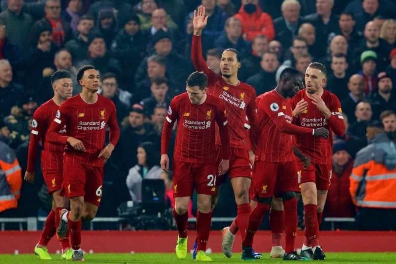 Liverpool looked unstoppable until now