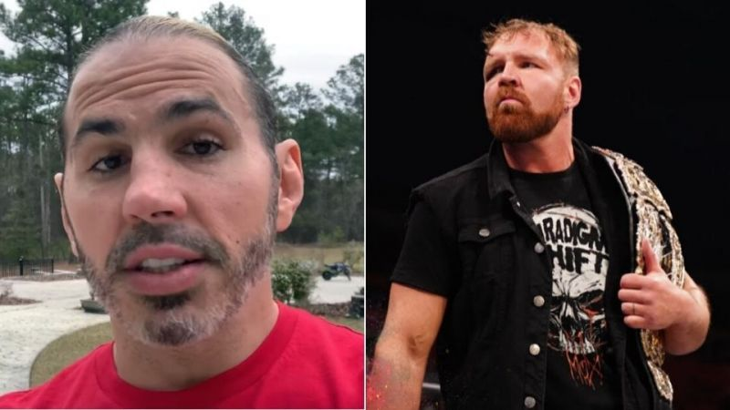 Both Matt Hardy and Jon Moxley have done their part