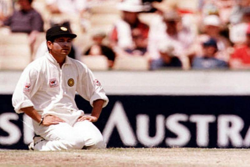 Sachin Tendulkar in Australia