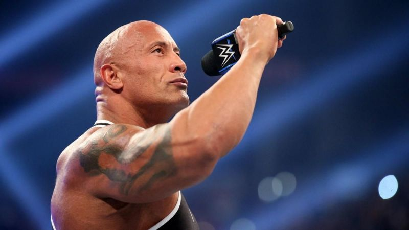 The Rock appreciates promotion no matter the circumstances (Pic Source: WWE)