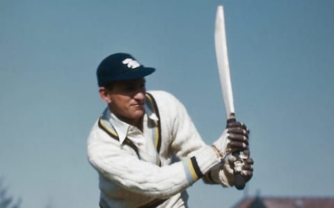 Sir Leonard Hutton is the only player in test matches to be dismissed for