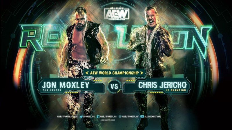 Would Jon Moxley finally overcome the odds?