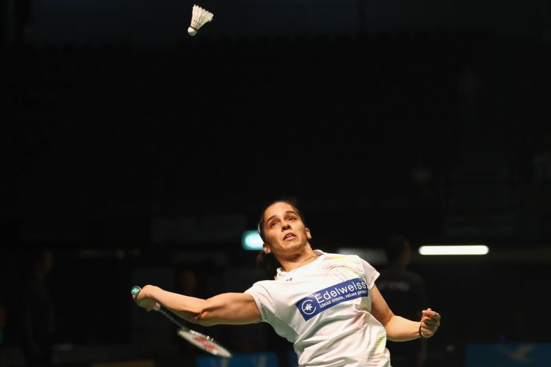 Saina Nehwal who is racing against time to qualify for the 2020 Tokyo Olympics.