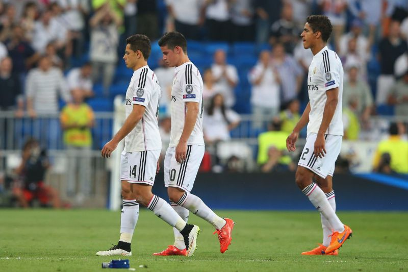 The likes of Javier Hernandez have had forgettable spells at Real Madrid