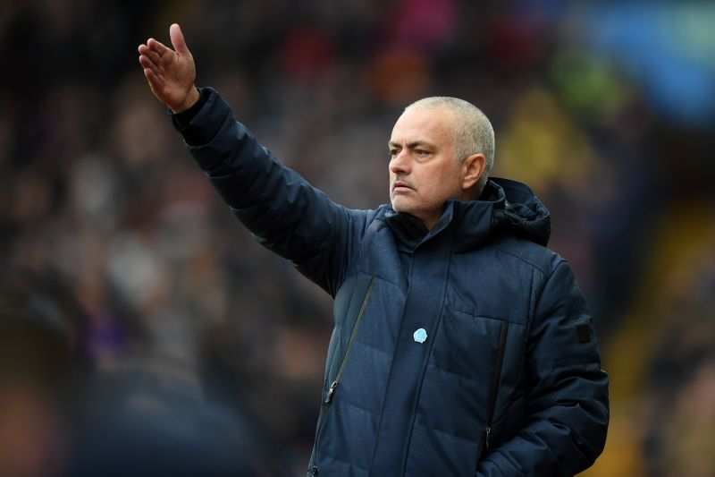 Serial winner Jose Mourinho may be the man to deliver trophies to Spurs