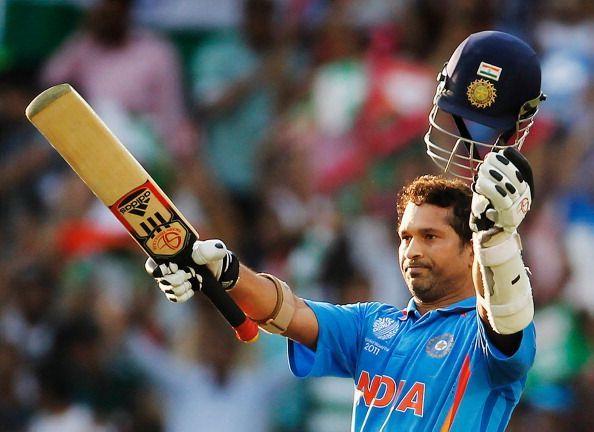 Sachin Tendulkar played his last ODI against arch-rivals Pakistan