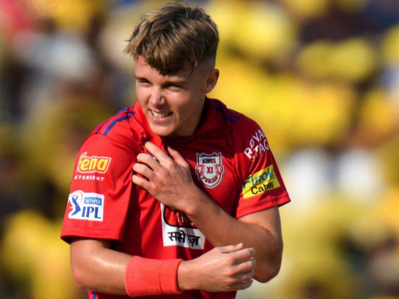 It looks highly unlikely that Curran will get a game for the side this year.