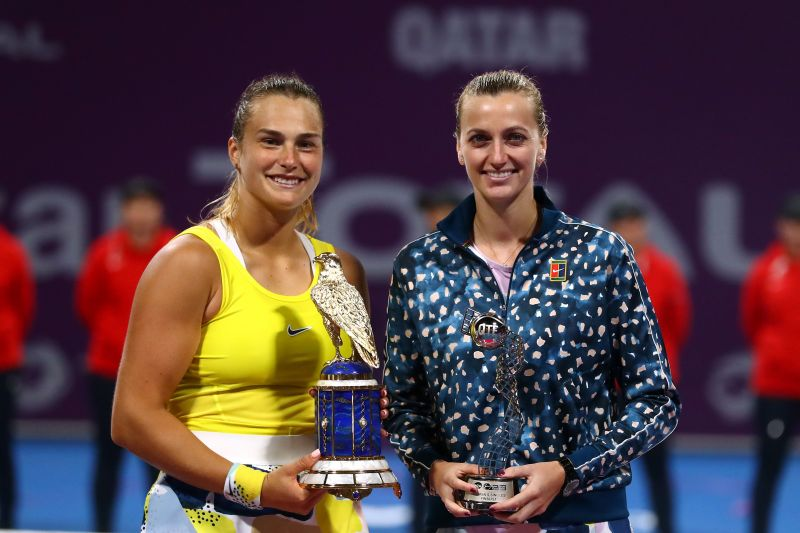 Qatar Total Open 2020 - Day Seven