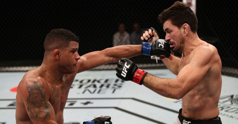 Gilbert Burns knocked out Demian Maia to claim the best win of his career