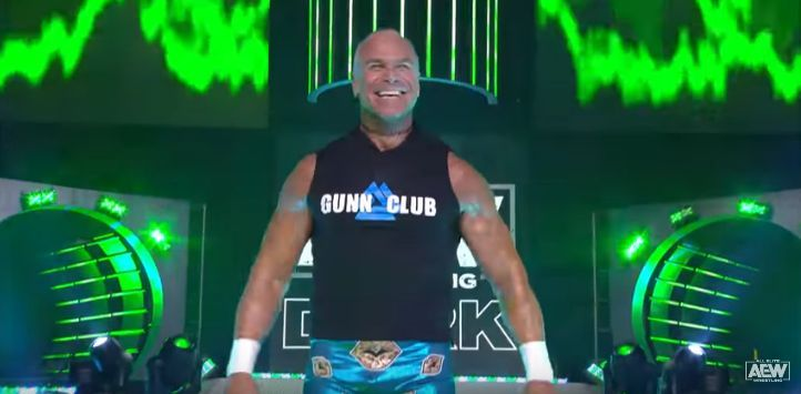 The one and only Billy Gunn (Pic Source: AEW)