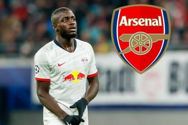 Dayot Upamecano has been heavily linked with Arsenal