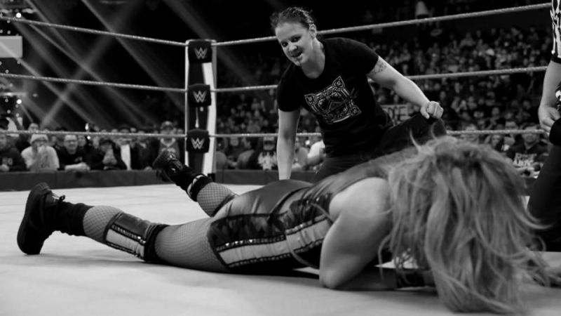 The feud between Shayna Baszler and Becky Lynch has been built up to bloody extents