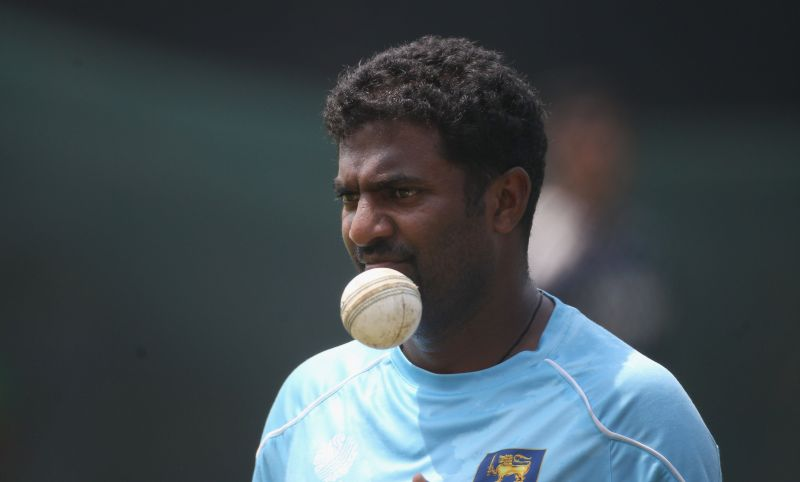 Muttiah Muralitharan returns to the cricket field once again