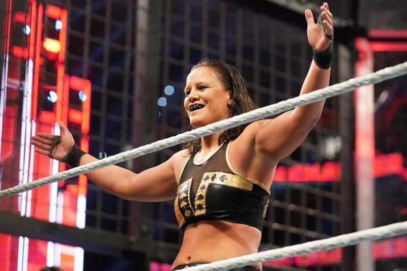 Baszler is currently on a collision course against Becky Lynch for the RAW Women