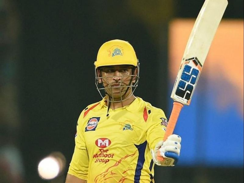 Dhoni has scored 50 at five batting positions