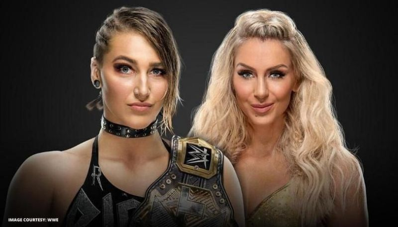 Charlotte Flair will face Rhea Ripley for the NXT Women
