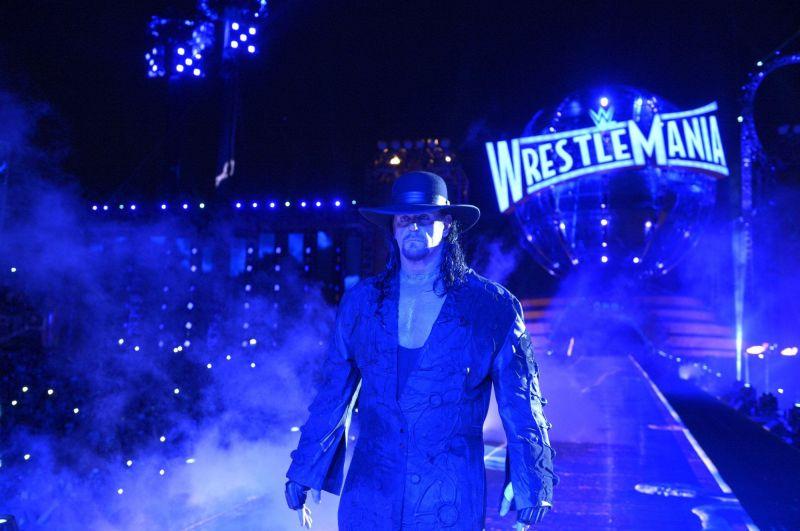 The Deadman at WrestleMania 33