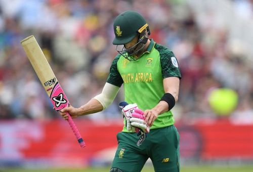 Du Plessis will make a return to the Proteas