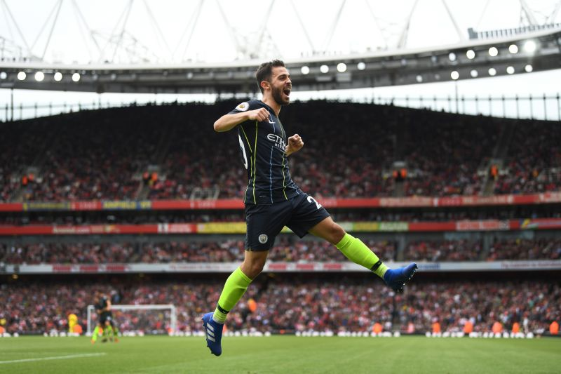 Bernardo Silva is expected to lead the next generation of Portuguese talents