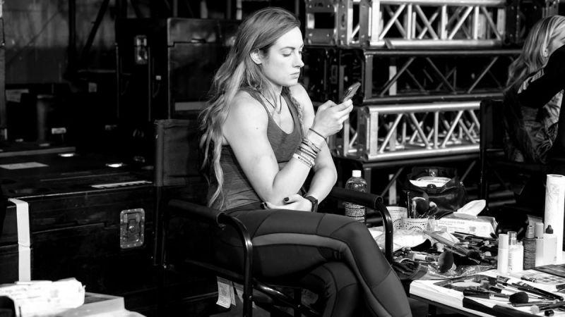 Becky Lynch is the WWE RAW Women