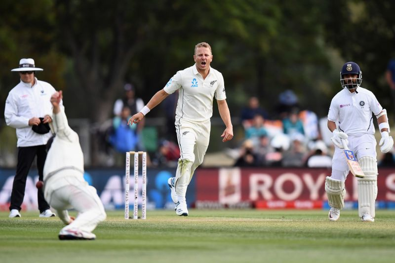 Wagner troubled the India vice-captain in the recently-concluded Test series.