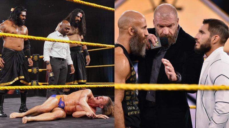 NXT was all action this week