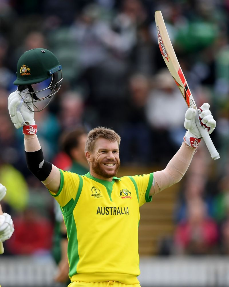 David Warner, along with Jonny Bairstow, will need to provide good starts up-top