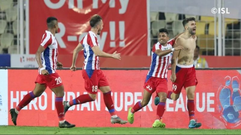 ATK lifted their third ISL title with a cracking 3-1 win over Chennaiyin FC in the final (Credits: ISL)