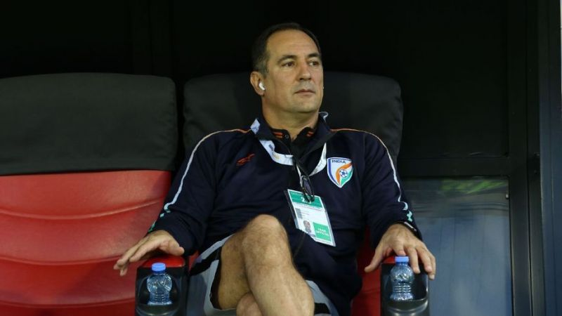 Igor Stimac was critical about the current foreigner rule