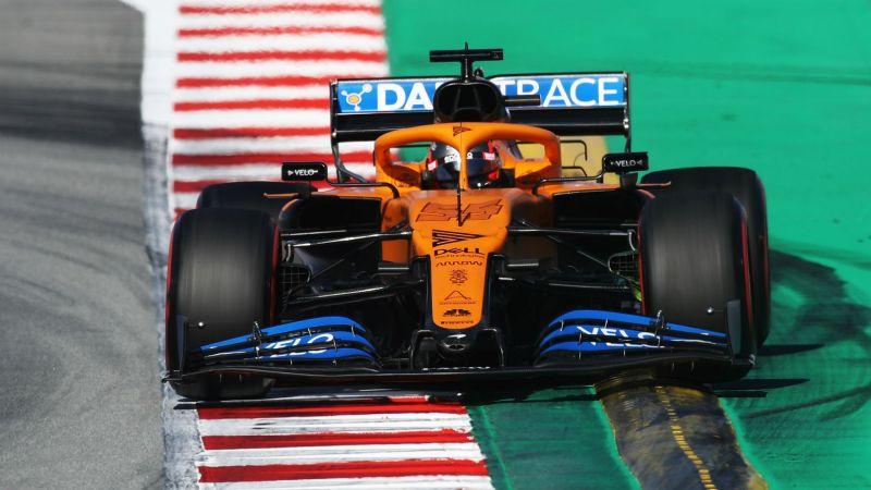 McLaren 2020 car - cropped