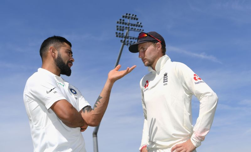 Virat Kohli and Joe Root are considered two of the world