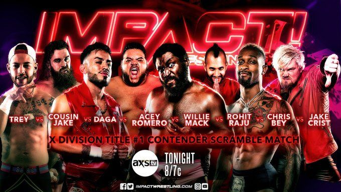 Eight tough challengers lined up to take on Ace Austin