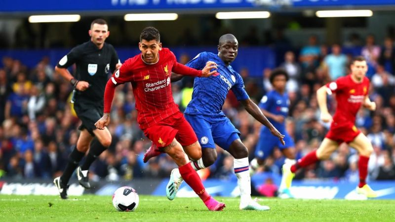 Chelsea and Liverpool meet for the third time this season