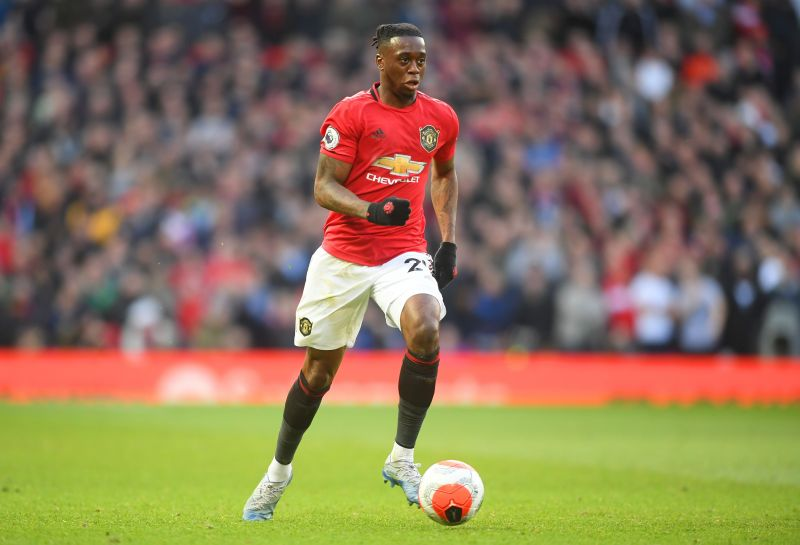 Aaron Wan-Bissaka is one of the best 1v1 defenders in world football currently