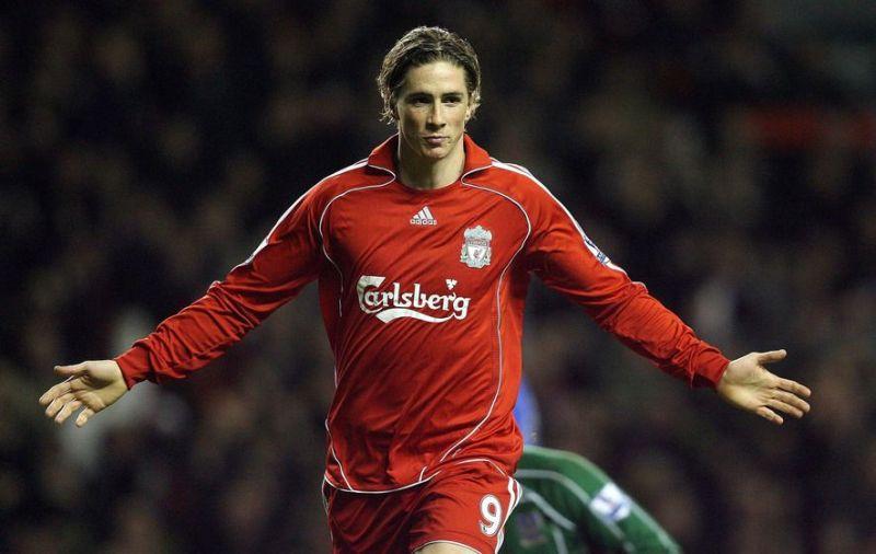 Fernando Torres scored 24 goals in his debut Premier League campaign
