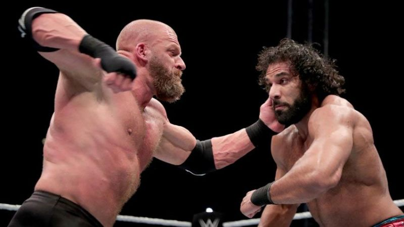 Jinder Mahal has been off television due to an injury