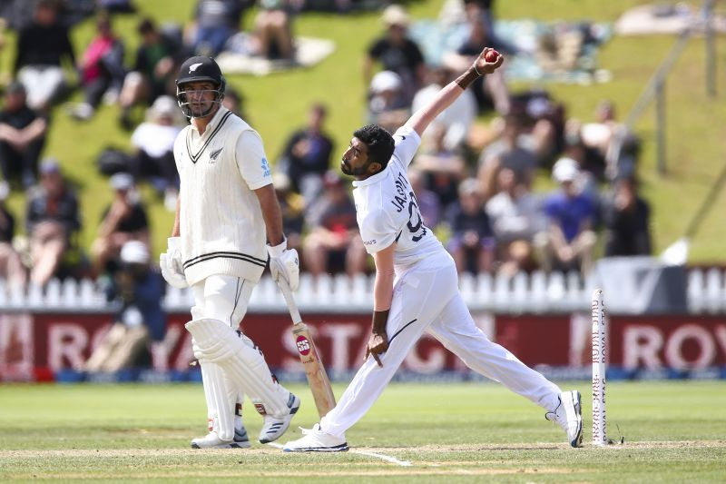 Jasprit Bumrah picked up three wickets in the first innings