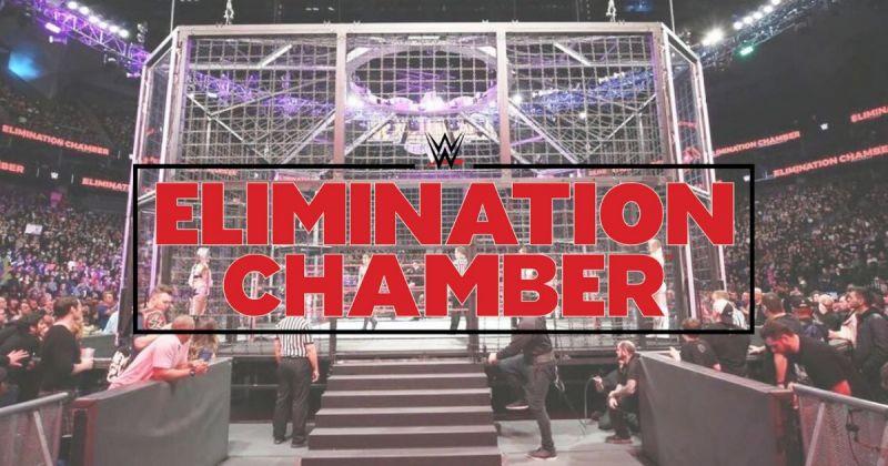 Elimination Chamber.