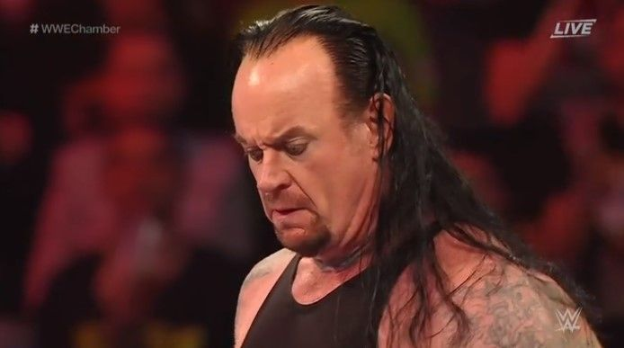 The Undertaker returned to wreak havoc on AJ Styles!