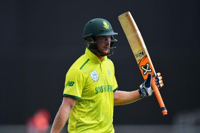 Heinrich Klaasen scored his maiden ODI ton in the first ODI against Australia
