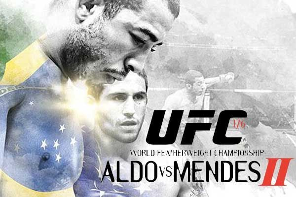 UFC 176 fell apart when its main event was scrapped