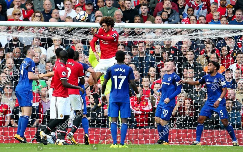 Fellaini brings aerial prowess to any side