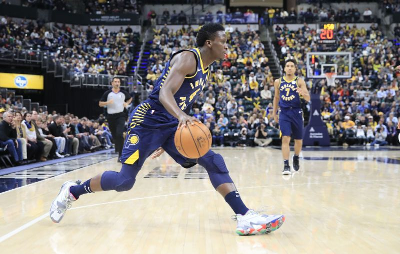 Victor Oladipo holds the key for the Indiana Pacers