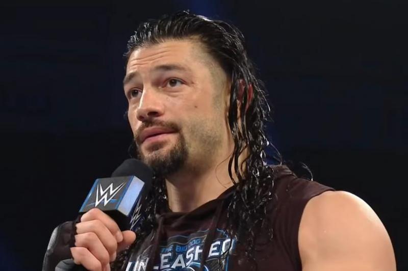 Jeff Hardy wants to face Roman Reigns soon